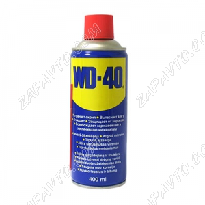 Смазка WD-40 400 мл