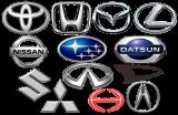 Автоковрики EVA на иномарки