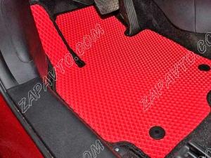 Коврики салона Ford Fiesta VI 2008-2012 хэтчбек EVA 4шт.
