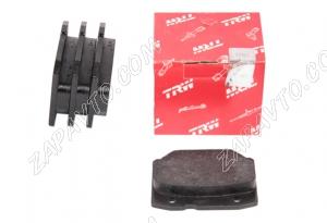 Колодки тормозные передние 2101 TRW (4шт)