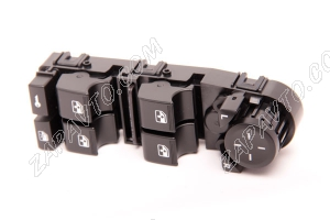 Блок кнопок управления стеклоподъемниками 2170 Приора (4 кнопки)