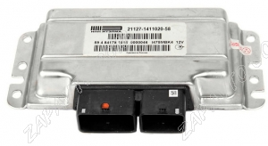 Контроллер М74.5 21127-1411020-58 (Приора, Гранта, Калина2) (Итэлма)
