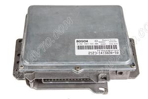 Контроллер BOSCH 2123-1411020-10 Шевроле Нива (MP 7.0) (0 261 204 723)