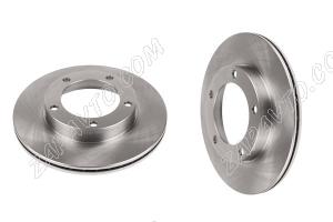 Тормоза передние дисковые 2121, 2123 ( торм.диски 2шт.) TORNADO