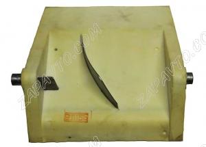 Заслонка отопителя 2111 алюминиевая