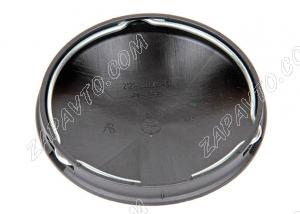 Колпак ступицы колеса 2121, 2123, 2131, Нива Урбан (пластик, черный)