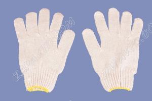 Перчатки рабочие (хлопок, 6-нитка, цвет в ассортименте) (2шт.)