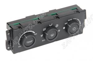 Блок управления отопителем 2170 Приора (под кондиционер Panasonic)