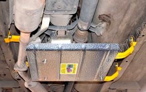 Подрамник раздаточной коробки передач 21214-2131, Нива Урбан (с защитой) ТЕХНО СФЕРА