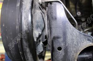 Пластины регулировки развала задних колес 1 градус АВТОПРОДУКТ Веста, Xray