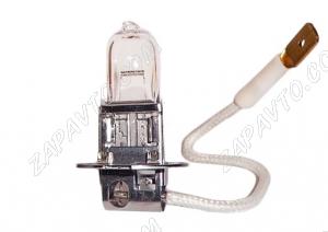 Лампа галогеновая H3 12-55 BOSCH Pure light