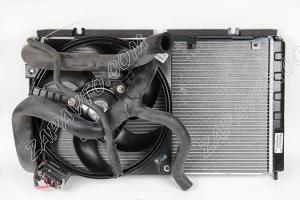Радиатор 1118 Калина под кондиционер (в сборе) Panasonic основной