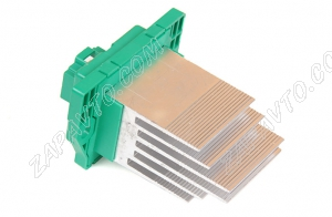 Резистор электровентилятора отопителя Калина 2 (Panasonic)