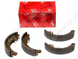 Колодки тормозные задние 2108-2110 TRW