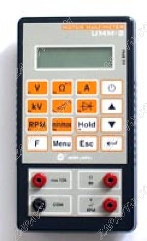 Мультиметр Авто UMM-2. (Для измерения основных электр. и др. сигналов) (НТС)
