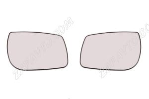 Элементы зеркал 1118 Калина, 2190 Гранта н/о (нейтр.антиб) ЗАК на зеркала AUTOCOMPONENT Н.Новгород