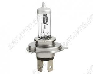 Лампа галогеновая H4 12-100/90 PHILIPS RALLY