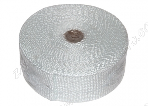 Термолента белая 5см. 10м 2мм