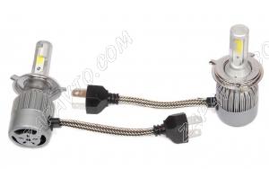 Лампа LED светодиодная H4 36W 3800LM С6 2шт.