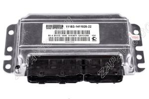 Контроллер Январь 7.2 11183-1411020-22 (1.6L) (Итэлма) CO