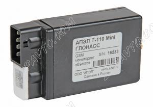 Трекер Т-110 ГЛОНАСС mini  АПЭЛ