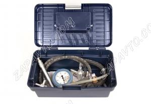 Манометр топливной рампы МТА-4ИР (С имп.обраб.индик+переходники ТБП-2,УП ) (НТС)