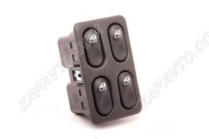 Блок кнопок управления стеклоподъемниками 2110 (4 кнопки)