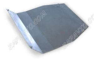 Защита двигателя стальная оцинкованная для подрамника 2110, 2170 АВТОПРОДУКТ