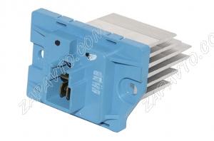 Резистор электровентилятора отопителя 2170 Приора (под кондиционер Halla)