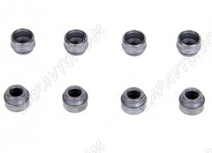 Колпачки маслоотражательные 8 клапанные (8шт.)