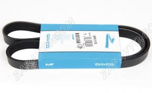 Ремень генератора 2110, 2170 (6PK1115) (ГУР или кондиционер)  DAYCO