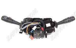 Корпус подрулевого переключателя RENAULT в сборе (под подушку безопасности, датчик угла поворота)