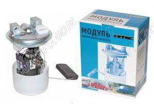 Электробензонасос 21083 в сборе (мотор BOSCH ) Ульяновск (в упаковке)