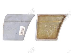 К-т боковых молдингов переднего крыла (накладки) 2114 (2шт.)