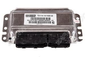 Контроллер Январь 7.2+ 21114-1411020-32 (1.6L) (Итэлма) DP