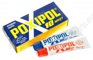 Холодная сварка (металл) POXIPOL