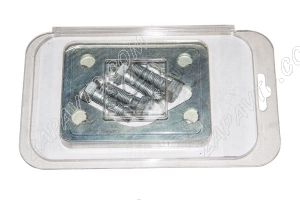 Пластины регулировки развала задних колес 1 градус STINGER 2108-2110, Калина, Приора, Гранта