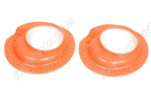 Шумоизолятор (для пружинной чашки передней подвески, полиуретан) 1119, 2170, 2190 FOX (2шт)