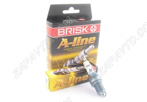 Свеча зажигания BRISK A-Line DR15LDCY Ларгус 8кл. №20 (Чехия)