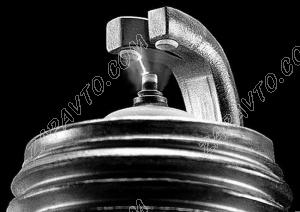 Свеча зажигания SplitFire ТР406С 8кл. (Triple Platinum)