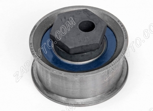 Ролик натяжной 2105 (металлическая обойма+эксцентрик) ANDYCAR (Чехия) 2105-1006124
