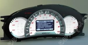 Комбинация приборов электронная 2170 спорт GAMMA до 06.2012 г.в. (МК, БСК, диагн.)