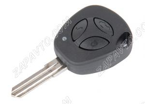 Ключ замка зажигания 1118 Калина, 2170 Приора, 2190 Гранта - люкс (пластиковые кнопки) Профи