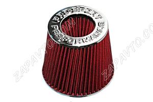 Фильтр воздушный нулевого сопротивления Pro.Sport красный хром D70