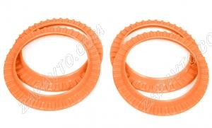 Шумоизолятор (для пружинной чашки передней подвески, полиуретан) 2108-2110 FOX (4шт)