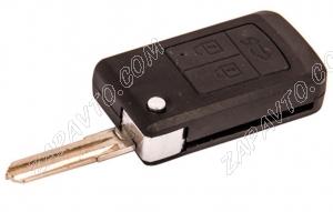 Ключ замка зажигания 1118, 2170, 2190-люкс, DATSUN, 2123 (выкидной, без платы) (по типу China)