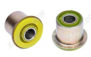 Сайлентблок нижнего рычага 21214, 2123 VTULKA н/о (полиуретан, желтый) 2шт. 17-06-118