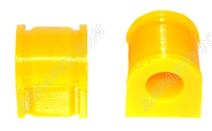 Втулка штанги стабилизатора Веста С.П.Б.(2шт, полиуретан, желтая) VZ-2-0-114-65
