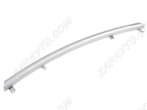 """Защита переднего бампера Ларгус труба 63,5 мм """"Металл-Дизайн"""" (кенгурятник)"""