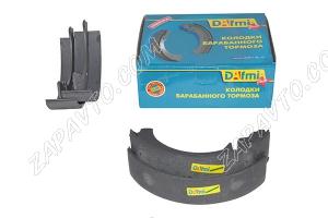 Колодки тормозные задние 2101, 2121, 2123 Шевроле Нива DAFmi